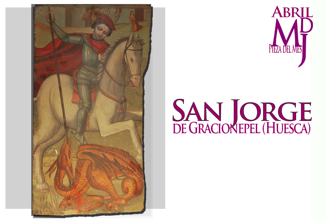 04. Abril. San Jorge de Gracionepel